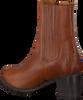 Cognacfarbene SHABBIES Stiefeletten 182020094 - small