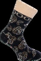 Schwarze MARCMARCS Socken MIMI  - medium