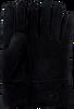 Schwarze WARMBAT Handschuhe GLOVES WOMEN  - small