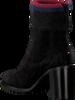 Schwarze TOMMY HILFIGER Stiefeletten COSY HIGH HEEL  - small