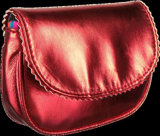 Rote LE BIG Umhängetasche PELIPA BAG  - large