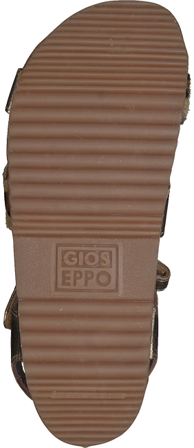 Goldfarbene GIOSEPPO Sandalen 43775 - large