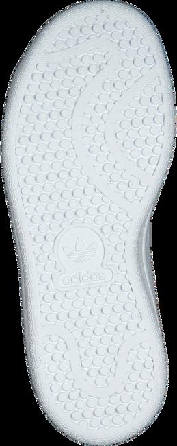 Weiße ADIDAS Sneaker STAN SMITH KIDS VELCRO - large