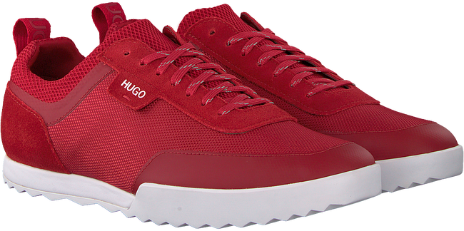 Rote HUGO BOSS Sneaker MATRIX LOWP  - large