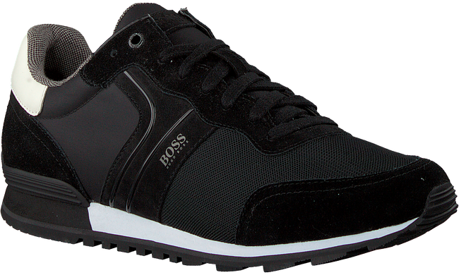 Schwarze BOSS Sneaker low PARKOUR RUNN NYMX  - large