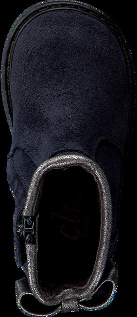 Blaue CLIC! Stiefeletten 9634 - large