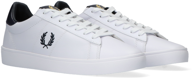 Weiße FRED PERRY Sneaker low B1226  - large