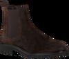 Cognacfarbene GOOSECRAFT Chelsea Boots SATURNIA  - small
