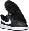 Schwarze NIKE Sneaker low COURT BOROUGH LOW 2 (GS)  - small