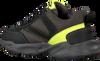 Schwarze BRAQEEZ Sneaker low FINN FIT  - small