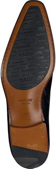 Graue MAGNANNI Business Schuhe 23050  - large