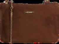 Cognacfarbene PETER KAISER Clutch WAIDA  - medium