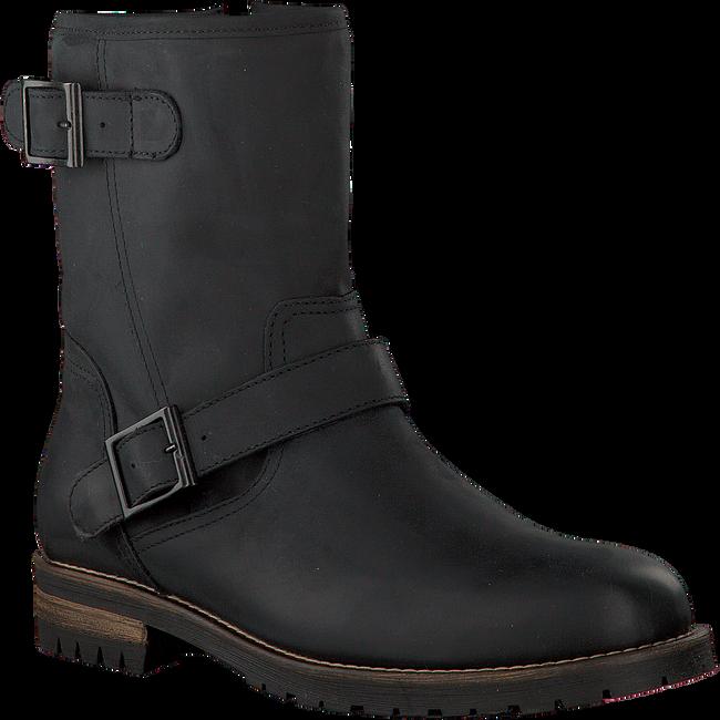 Schwarze OMODA Ankle Boots 80074 - large