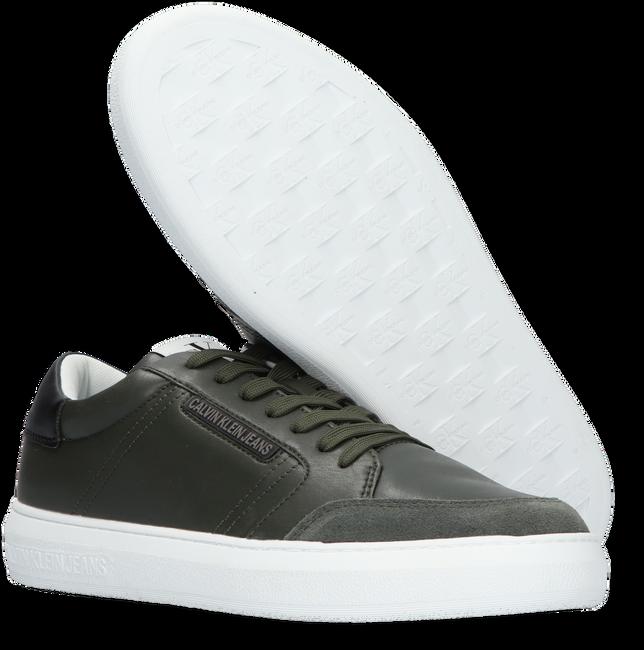 Grüne CALVIN KLEIN Sneaker low CUPSOLE SNEAKER LACEUP MEN  - large