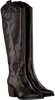 Braune VERTON Hohe Stiefel 667-007  - small