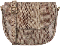 Beige DEPECHE Umhängetasche 13488  - medium