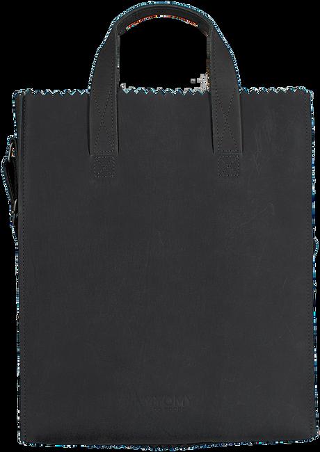 Schwarze MYOMY Handtasche CROSS-BODY - large