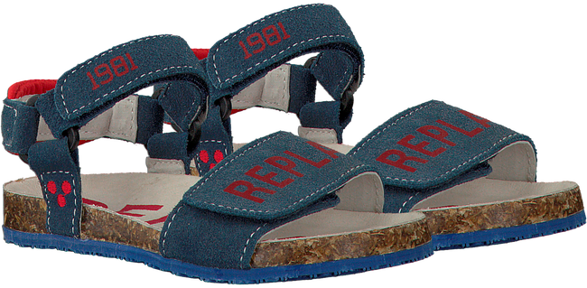 Blaue REPLAY Sandalen HARRICANE - large