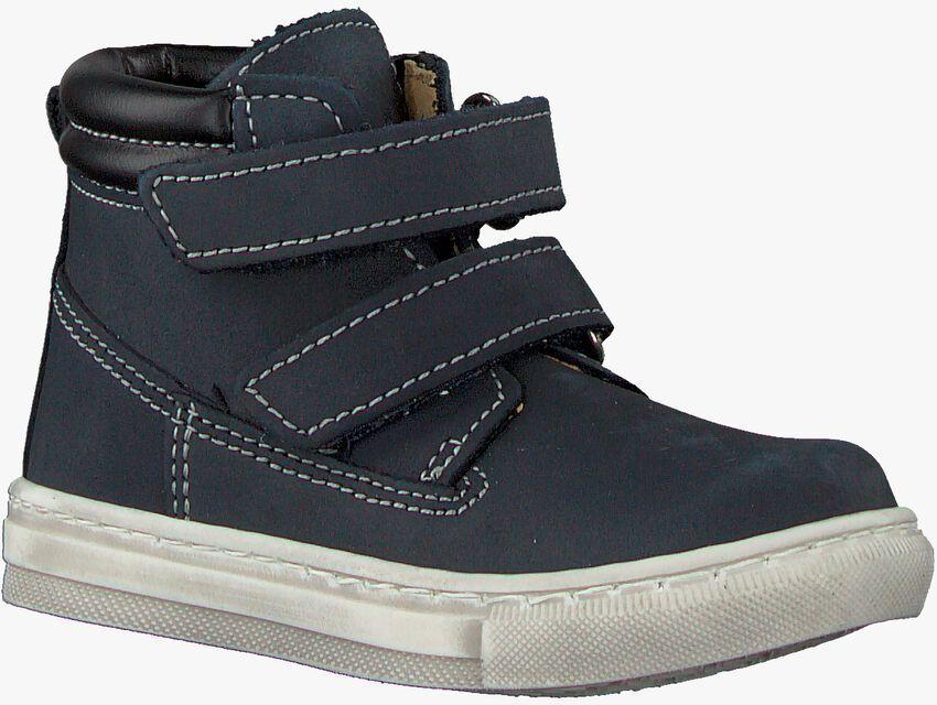 Blaue TON & TON Ankle Boots MK1537B9I  - larger