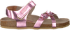 pink RED RAG shoe 19152  - small