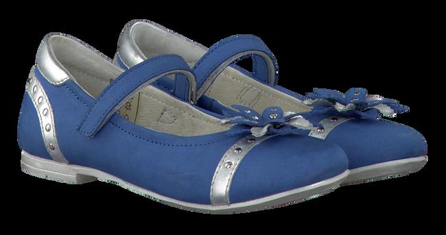 Blaue OMODA Ballerinas K4815 - large