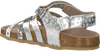 Silberne RED RAG Sandalen 19150 - small