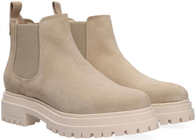 Beige RED-RAG Chelsea Boots 71120  - large
