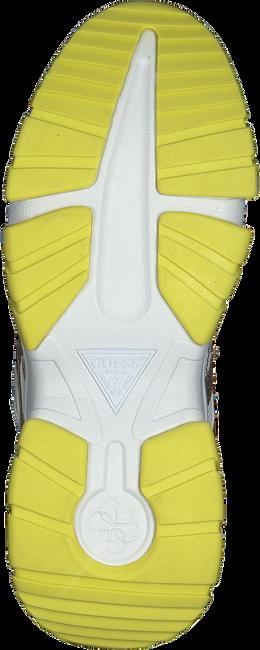 Weiße GUESS Sneaker FL5BLU  - large