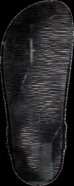 Schwarze CLIC! Sandalen TRENTO - large
