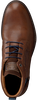 Cognacfarbene AUSTRALIAN Schnürstiefel CONLEY - small