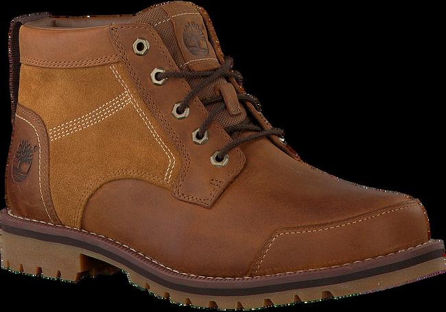 Cognacfarbene TIMBERLAND Ankle Boots LARCHMONT CHUKKA - large