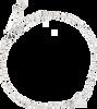 Silberne ALLTHELUCKINTHEWORLD Armband ELEMENTS BRACELET TRIANGLE SOL - small