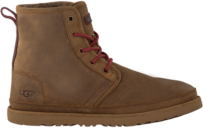 Braune UGG Ankle Boots HARKLEY WATERPROOF - large
