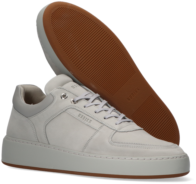 Graue NUBIKK Sneaker low JIRO LIMO  - large