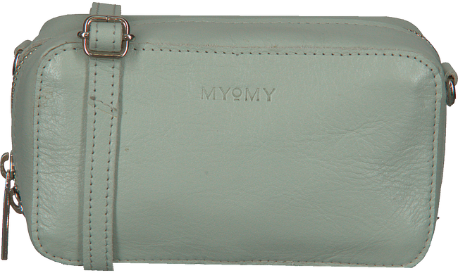 Grüne MYOMY Umhängetasche CAMERA BAG  - large