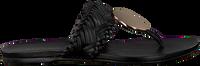 Schwarze AREZZO Pantolette A0327401070001U  - medium