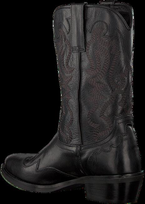 Schwarze OMODA Cowboystiefel TEX503 - large