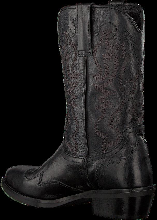 Schwarze OMODA Cowboystiefel TEX503 - larger