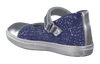 Blaue GATTINO Ballerinas G1477 - small