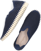Blaue ILSE JACOBSEN Slipper TULIP  - small