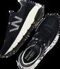 Blaue WOOLRICH Sneaker high TRAIL RUNNER MAN CAMOSCIO  - small