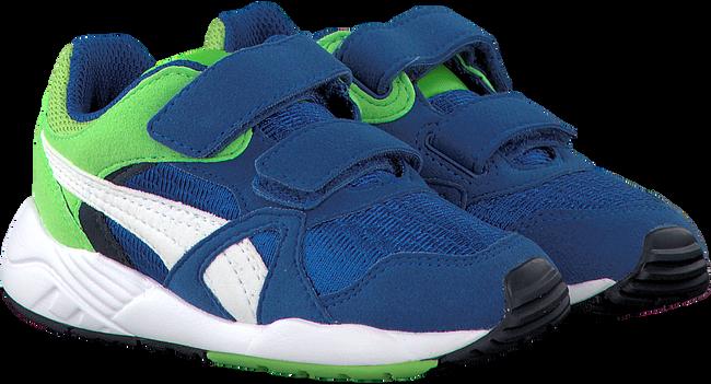 Blaue PUMA Sneaker XS 500 JR - large
