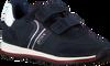 Blaue BOSS KIDS Sneaker low BASKET  - small