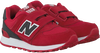 Rote NEW BALANCE Sneaker KV574 - small