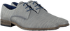 Graue BRAEND Business Schuhe 16086  - small