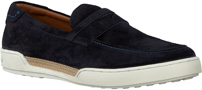 Blaue MAZZELTOV Slipper 51127  - large
