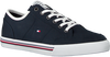 Blaue TOMMY HILFIGER Sneaker low CORE CORPORATE  - small