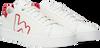 Weiße WOMSH Sneaker low VEGAN SNIK  - small