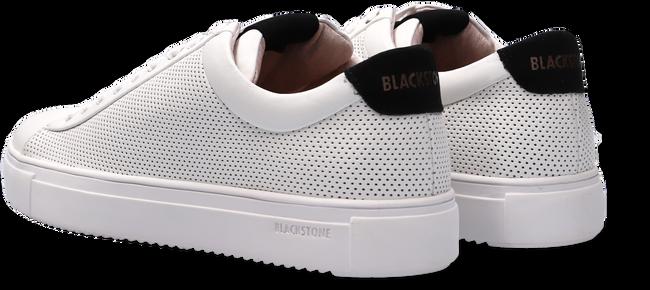 Weiße BLACKSTONE Sneaker low RM48  - large