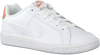 Weiße NIKE Sneaker COURT ROYALE WMNS  - small
